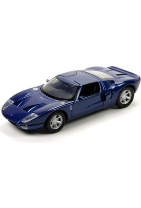 Motor Max 1:24 Lacivert Ford GT Concept
