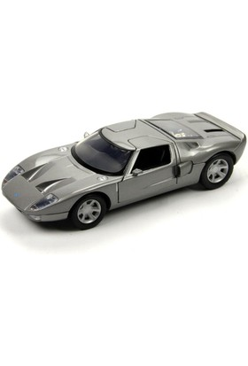 Motor Max 1:24 Gri Ford GT Concept