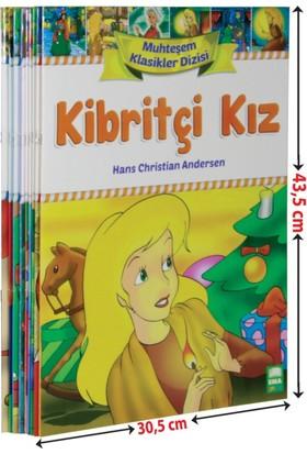 Dev Boy Muhteşem Klasikler Dizisi Renkli 10 Kitap Set
