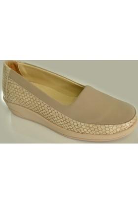 Dr.Comfort Bayan Diyabet Ayakkabı DR.2000 Stretch Bej