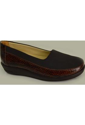 Dr.Comfort Bayan Diyabet Ayakkabı DR.2000 Stretch Kahve