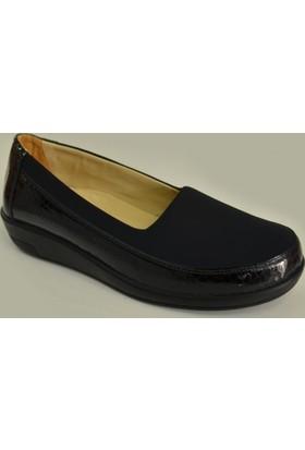 Dr.Comfort Bayan Diyabet Ayakkabı DR.2000 Stretch Siyah