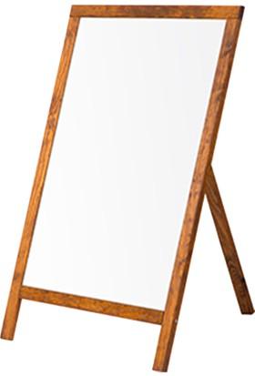 Penguen 45 cm x 70 cm Menü Tahtası Beyaz