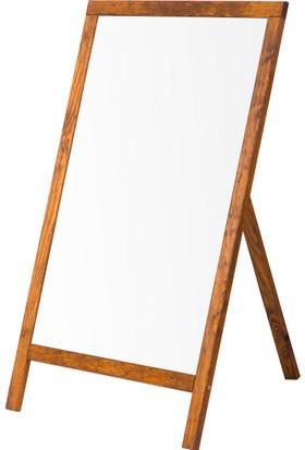 Penguen 50 cm x 90 cm Menü Tahtası Beyaz