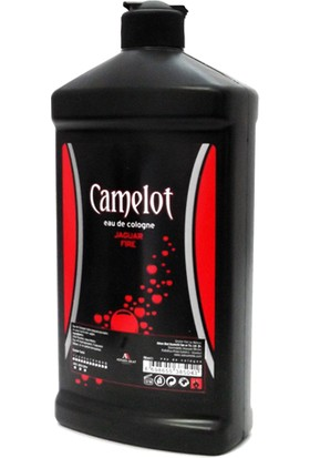 Adnan Akat Camelot Aftershave Jaguar Fire Kolonya 700 Ml