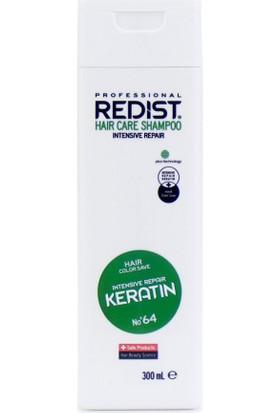 Redist Haır Care Şampuan Keratin 300 Ml