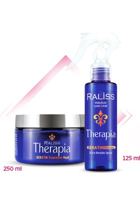 Raliss Ultra Keratin Spray 125 Ml