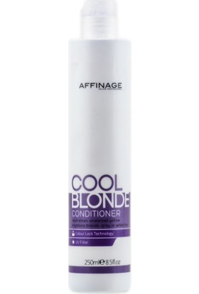 Affinage Cool Blonde Condıtıoner 1000 Ml