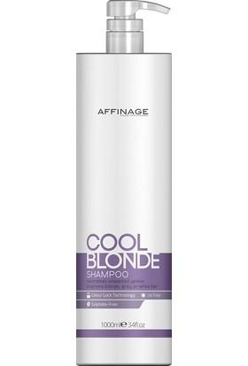 Affinage Cool Blonde Shampoo 1000 Ml