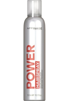 Affinage Power Hair Spray 300 Ml