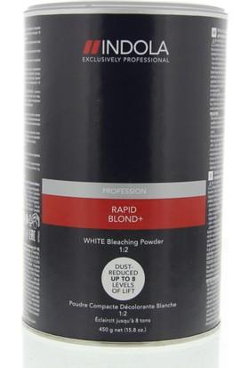 İndola Rapıd Blond Saç Açıcı 450 Gr (Beyaz)