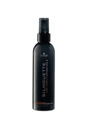 Silhouette Pump Spray Süper Hold (Saç Spreyi Refill) 200 Ml