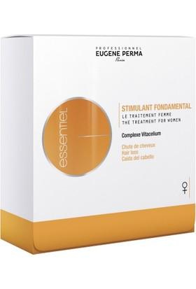 Eugene Perma Essentıel Stımulatıng Treatment For Women 12*3,5 Ml Dökülme Önleyici Ampül