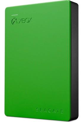 """Seagate Gaming xBox 2.5"""" 4TB USB 3.0 Yeşil Taşınabilir Disk STEA4000402"""