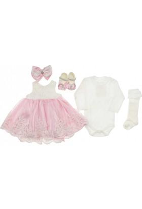 Modakids Kız Bebek Lüx Mevlüt Takımı 051 - 41094 - 021