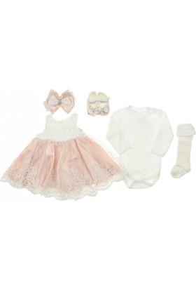 Modakids Kız Bebek Lüx Mevlüt Takımı 051 - 41094 - 023