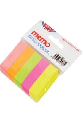 Noki İndeks 5 Renk 100Yp 4'lü Paket