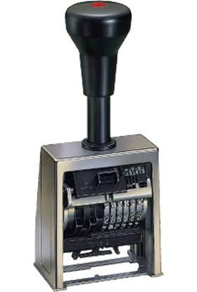 Reiner Numaratör B6 6Hn 2Baskı Metal