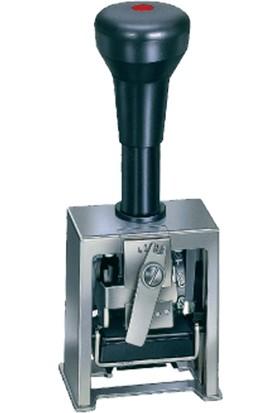 Reiner Numaratör B2 6Hn 3Baskı Metal