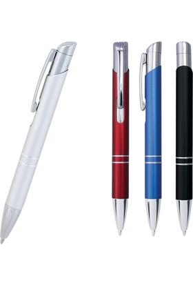 Mikro Tükenmez Kalem Metal 1001Bp-30