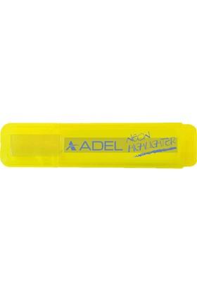 Adel Fosforlu Kalem Şeffaf Sarı