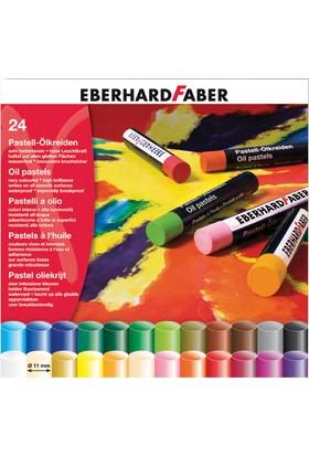 Eberhard Yağli Pastel Boya 24 Renk