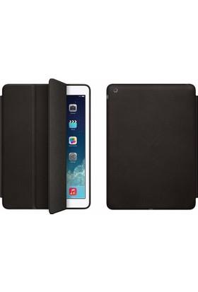 Srx Apple iPad Pro 9.7 Tam Kadifemsi Uyku Modlu Tablet Kılıfı