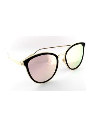 Bruno Mazzini 5377 Pink Kadın Güneş Gözlüğü