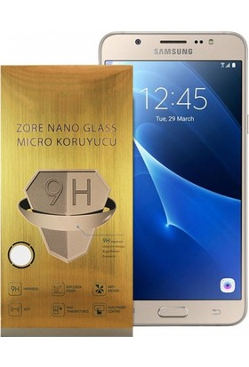 Serhan Samsung J5 2016 Nano 330 Derece Bükülen 9H Ekran Koruyucusu