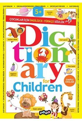 Dictionary For Children Çocuklar İçin İngilizce-Türkçe Sözlük