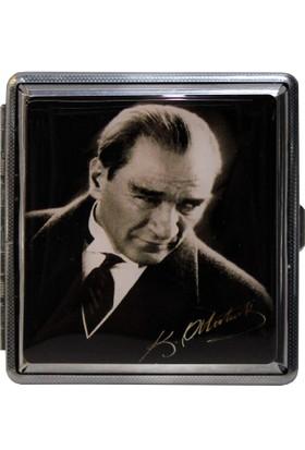Modaroma K.Atatürk Sigara Tabakası 5