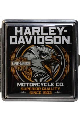 Modaroma Harley Davidson Motorccycles Co Sigara Tabakası
