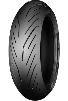 190/55ZR17 Michelin Pılot Power 3-2CT 75W Motosiklet Lastik