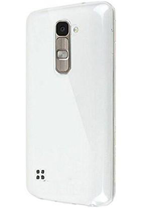 Case 4U Lg Magna Ultra İnce Silikon Kılıf Şeffaf*
