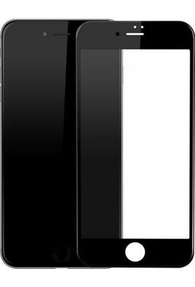 Case 4U Apple İphone 6 Plus Aynalı Ekran Koruyucu Siyah