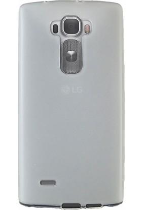 Case 4U Lg G Flex 2 Ultra İnce Silikon Kılıf Şeffaf