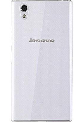 Case 4U Lenovo P70 Ultra İnce Silikon Kılıf Şeffaf
