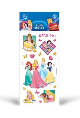 Artikel Prenses Puffy Sticker DS-088
