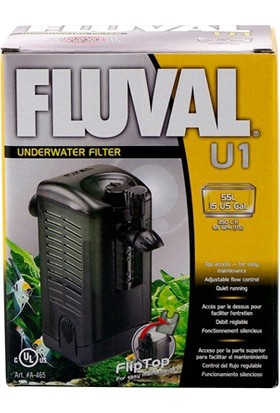Fluval U1 İç Filtre 250 Lh