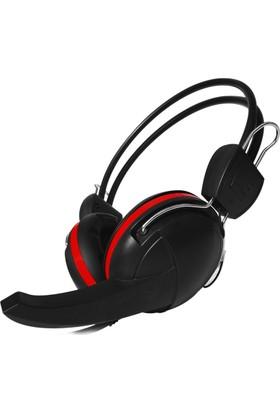 Frisby FHP-235 Mikrofonlu Kulaküstü Kulaklık - Siyah