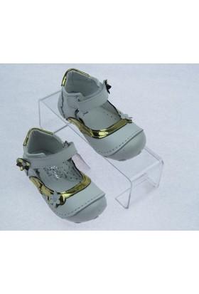 Teo Kız Çocuk Deri Ortopedık Ayakkabı