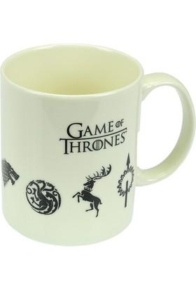 Game Of Thrones Beyaz Kupa Hanedanlar