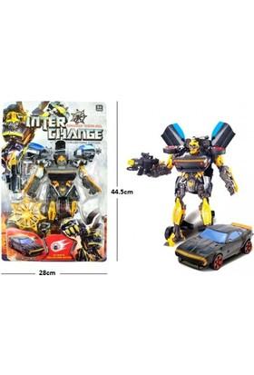 Ekincioğlu Transformers Dönüşebilen Araba