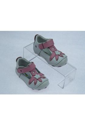 Swety Kız Çocuk İlkadım Deri Ayakkabı