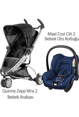 Quinny Zapp Xtra 2 Bebek Arabası