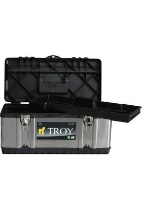 """Troy 91016 Metal Takım Çantası (16"""")"""