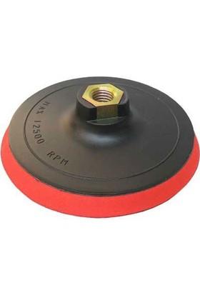 Troy 27910 Disk Altı 115Mm, (Cırt Zımpara İçin)