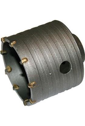 Troy 27462 Tungsten Karpit Beton Panç (Ø 67Mm) - Adaptörü Ayrı Satılır