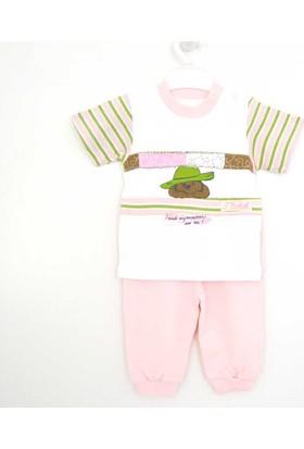 Baby Center 6459 2'li Bebek Takımı