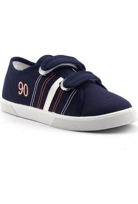 Gezer 2105 Günlük Erkek Çocuk Keten Ayakkabı